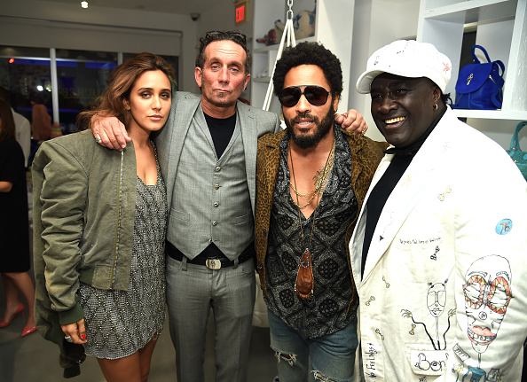 Kelly public「Chrome Hearts Celebrates Art Basel With Laduree & Sean Kelly And A Live Performance By Abstrakto」:写真・画像(5)[壁紙.com]