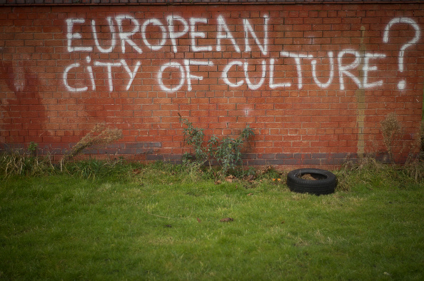 Waiting「2015 General Election - Life In The North Of England」:写真・画像(14)[壁紙.com]