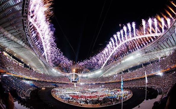 David Ashdown「The 2004 Summer Olympic Games in Athens Greece」:写真・画像(14)[壁紙.com]