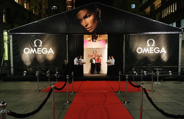 Sparse「Cindy Crawford Opens Sydney OMEGA Boutique」:写真・画像(3)[壁紙.com]