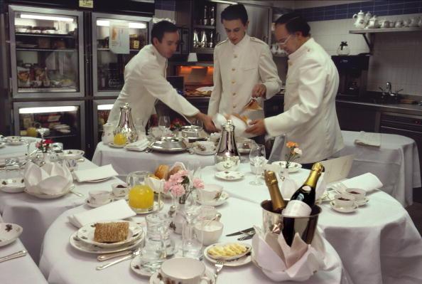 Kitchen「The Dorchester Hotel」:写真・画像(16)[壁紙.com]