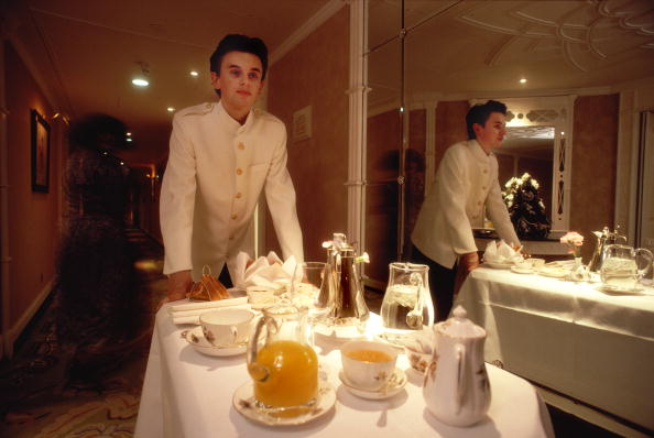 Crockery「The Dorchester Hotel」:写真・画像(9)[壁紙.com]