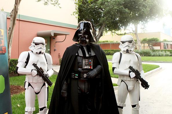 "Star Wars Series「Disney XD's ""Star Wars Rebels"" Season 2 Finale Event - Arrivals」:写真・画像(5)[壁紙.com]"