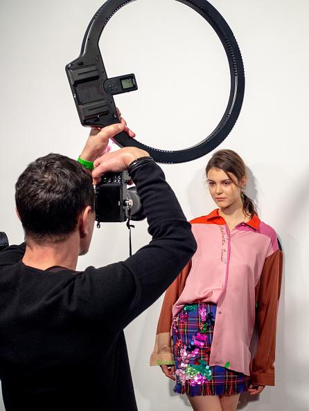 Roberta Einer - Designer Label「Backstage at London Fashion Week」:写真・画像(0)[壁紙.com]