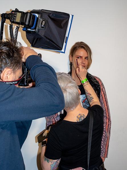 Roberta Einer - Designer Label「Backstage at London Fashion Week」:写真・画像(3)[壁紙.com]