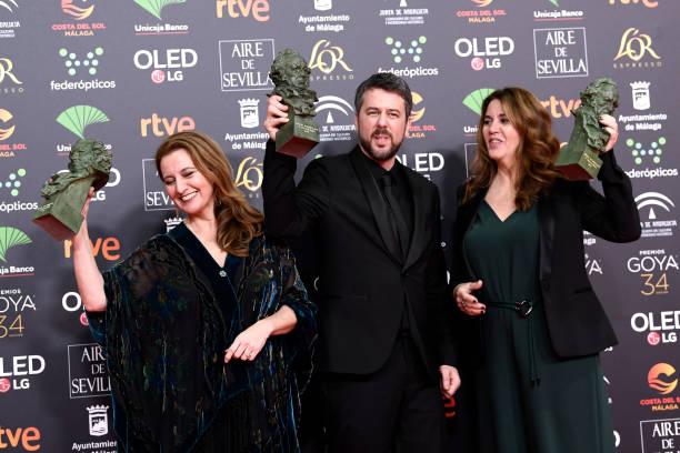 Goya Cinema Awards 2020 - Press Room:ニュース(壁紙.com)