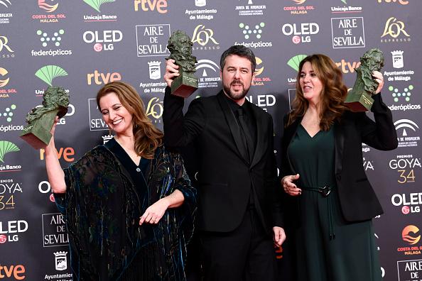 Jose Lopez「Goya Cinema Awards 2020 - Press Room」:写真・画像(6)[壁紙.com]