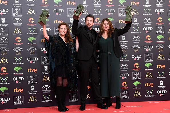 Jose Lopez「Goya Cinema Awards 2020 - Press Room」:写真・画像(4)[壁紙.com]