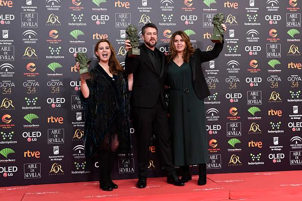Jose Lopez「Goya Cinema Awards 2020 - Press Room」:写真・画像(5)[壁紙.com]