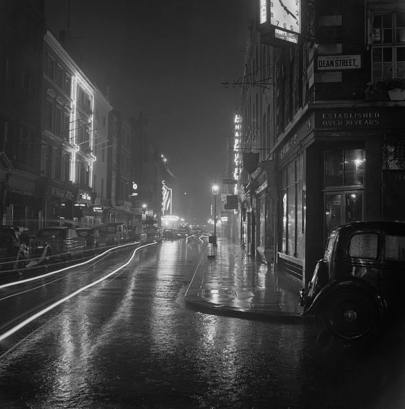 1950-1959「Soho By Night」:写真・画像(8)[壁紙.com]