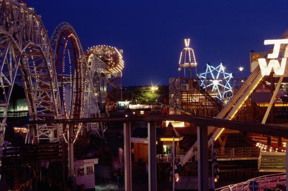 カラー画像「Blackpool Rides」:写真・画像(10)[壁紙.com]