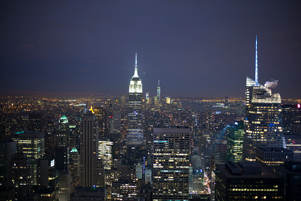 Empire State Building「New York At Night」:写真・画像(10)[壁紙.com]