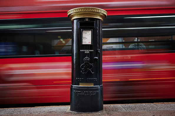 Black History Month「Post Boxes Painted To Honour Black Britons During Black History Month」:写真・画像(3)[壁紙.com]