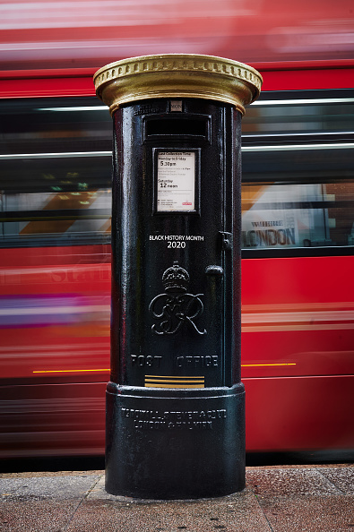 Black History Month「Post Boxes Painted To Honour Black Britons During Black History Month」:写真・画像(10)[壁紙.com]
