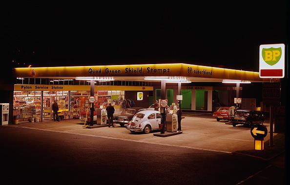 1970-1979「1970's BP petrol station Forecourt」:写真・画像(13)[壁紙.com]
