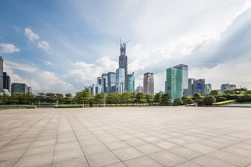 Town Square「Shenzhen Skyline」:スマホ壁紙(8)