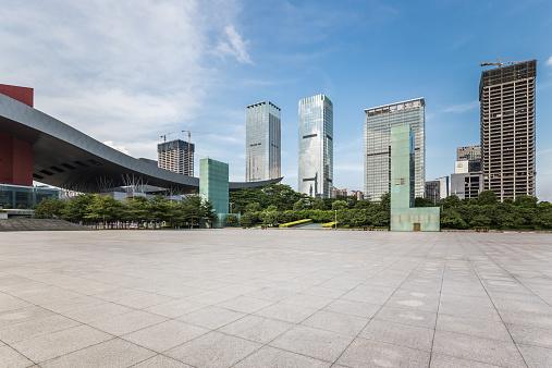 Paving Stone「Shenzhen Skyline」:スマホ壁紙(14)