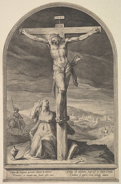 Mary Magdalene「St Mary Magdelen At The Foot Of The Cross」:写真・画像(14)[壁紙.com]
