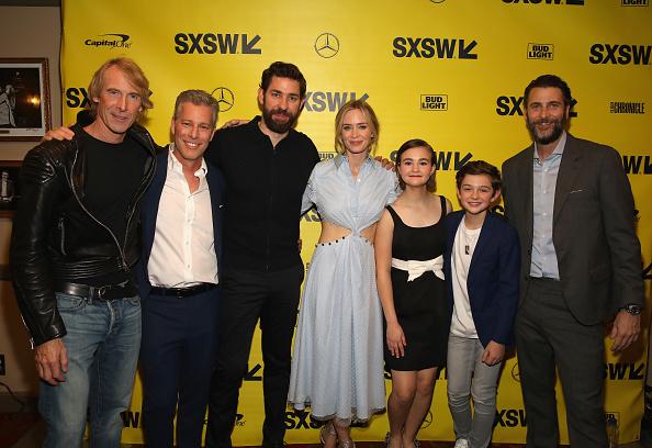 映画監督「'A Quiet Place' Opening Night Screening & World Premiere at the 2018 SXSW Film Festival」:写真・画像(5)[壁紙.com]