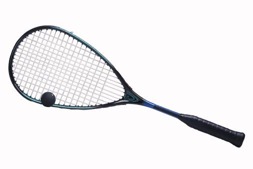 1990-1999「Squash racket and ball」:スマホ壁紙(18)
