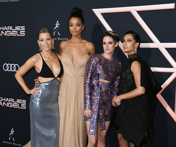 "Charlie's Angels「Premiere Of Columbia Pictures' ""Charlie's Angels"" - Arrivals」:写真・画像(17)[壁紙.com]"