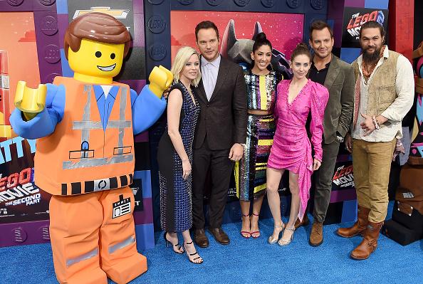 "Warner Bros「Premiere Of Warner Bros. Pictures' ""The Lego Movie 2: The Second Part"" - Arrivals」:写真・画像(16)[壁紙.com]"
