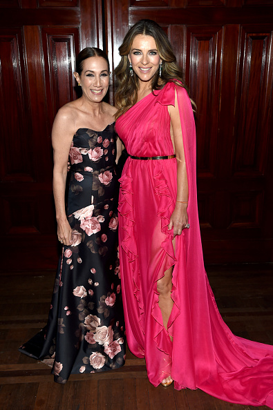 Breast「Breast Cancer Research Foundation Hosts Hot Pink Party - Inside」:写真・画像(1)[壁紙.com]