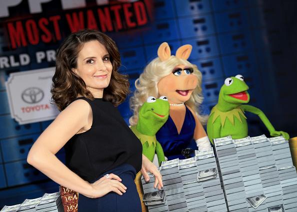 "El Capitan Theatre「World Premiere Of Disney's ""Muppets Most Wanted"" - Red Carpet」:写真・画像(7)[壁紙.com]"