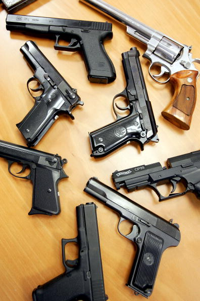 Recovery「Firearms Are Displayed Recovered From Recent Police Operations」:写真・画像(19)[壁紙.com]