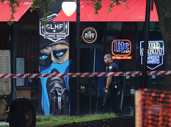Gunman「Three Fatalities Reported At Mass Shooting At Jacksonville Gaming Tournament」:写真・画像(4)[壁紙.com]