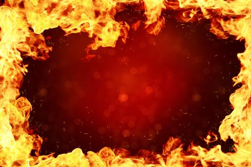Inferno「Fire frame」:スマホ壁紙(14)