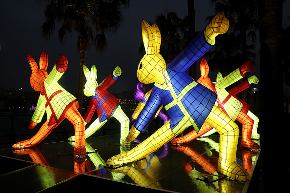 Cameron Spencer「2019 Lunar New Year Festival Celebrations Begin In Sydney」:写真・画像(0)[壁紙.com]