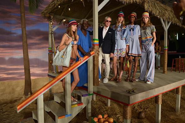 Fashion show「Tommy Hilfiger Women's - Backstage - Spring 2016 New York Fashion Week: The Shows」:写真・画像(2)[壁紙.com]