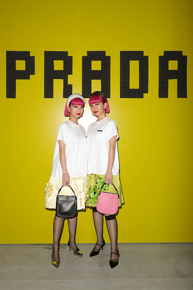Headband「Prada -Arrivals and Front Row: Milan Fashion Week Fall/Winter 2019/20」:写真・画像(8)[壁紙.com]