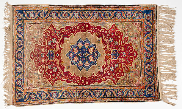 Isolated picture of a traditional middle-eastern rug:スマホ壁紙(壁紙.com)