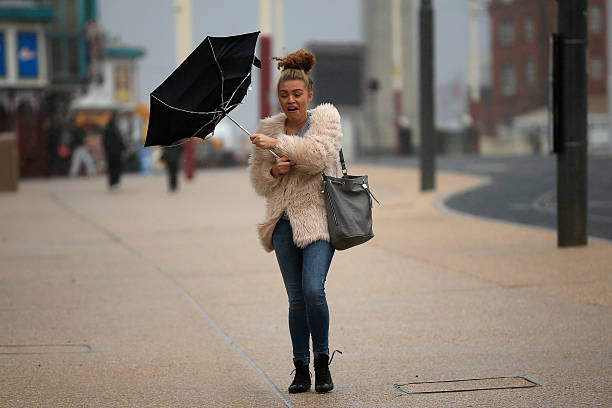 Stormy Weather To Hit The UK:ニュース(壁紙.com)