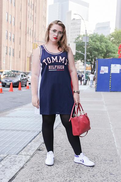 Achim Aaron Harding「Street Style - New York Fashion Week September 2018 - Day 7」:写真・画像(10)[壁紙.com]
