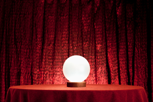 Asking「Fortune Teller's Crystal Ball. XXXL」:スマホ壁紙(18)