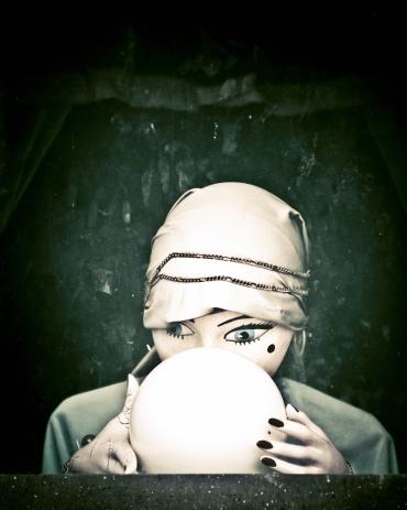 Ventriloquist's Dummy「Fortune Teller」:スマホ壁紙(16)