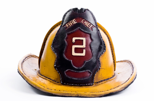 Emergency Services Occupation「Fire chief helmet」:スマホ壁紙(6)