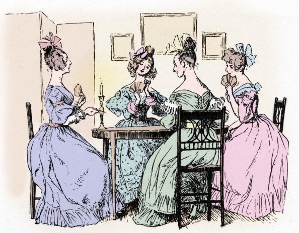 Culture Club「Gaskell, Mrs Elizabeth Cleghorn」:写真・画像(19)[壁紙.com]