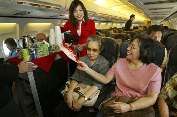Snack「Budget Airliner Air Asia To Expand Routes To Indonesia」:写真・画像(4)[壁紙.com]
