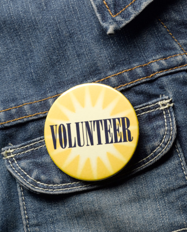 Volunteer「Volunteer Button on Jacket」:スマホ壁紙(8)