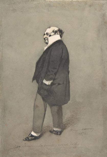 The Society Man (Monsieur Joseph Prudhomme):ニュース(壁紙.com)