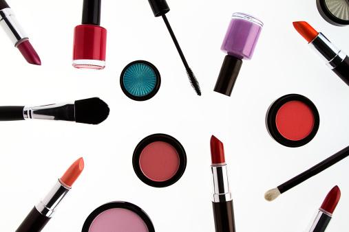 ファッション・コスメ「still life of beauty products」:スマホ壁紙(10)