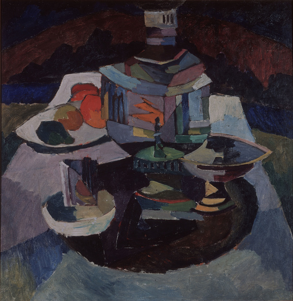 Painted Image「Still Life With A Samovar」:写真・画像(17)[壁紙.com]