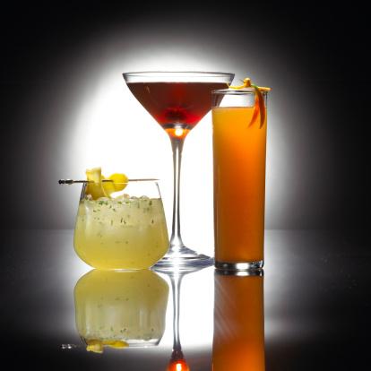 Cocktail「Still Life of Assorted Cocktails」:スマホ壁紙(15)
