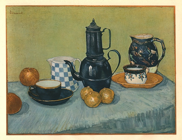 Netherlands「Still Life With Blue Enamel Coffeepot」:写真・画像(9)[壁紙.com]