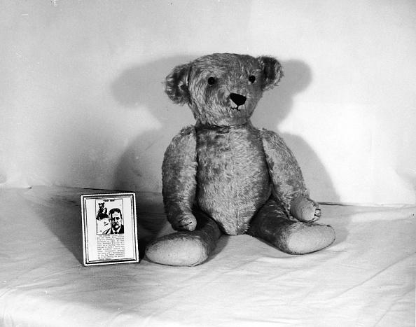 Beginnings「Teddy Bear With Teddy Roosevelt Tag」:写真・画像(12)[壁紙.com]
