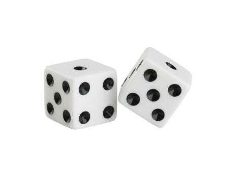Leisure Games「Still life of a pair of dice」:スマホ壁紙(3)